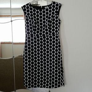 Polka dot  dress Size 6